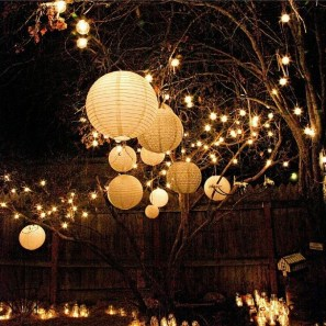 Most beautiful outdoor lighting ideas to inspire you 24